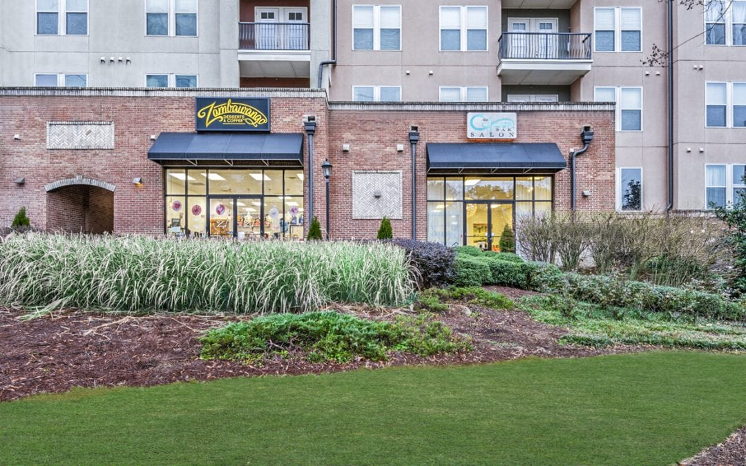 Sandy Springs Retail or Studio Space for Sale